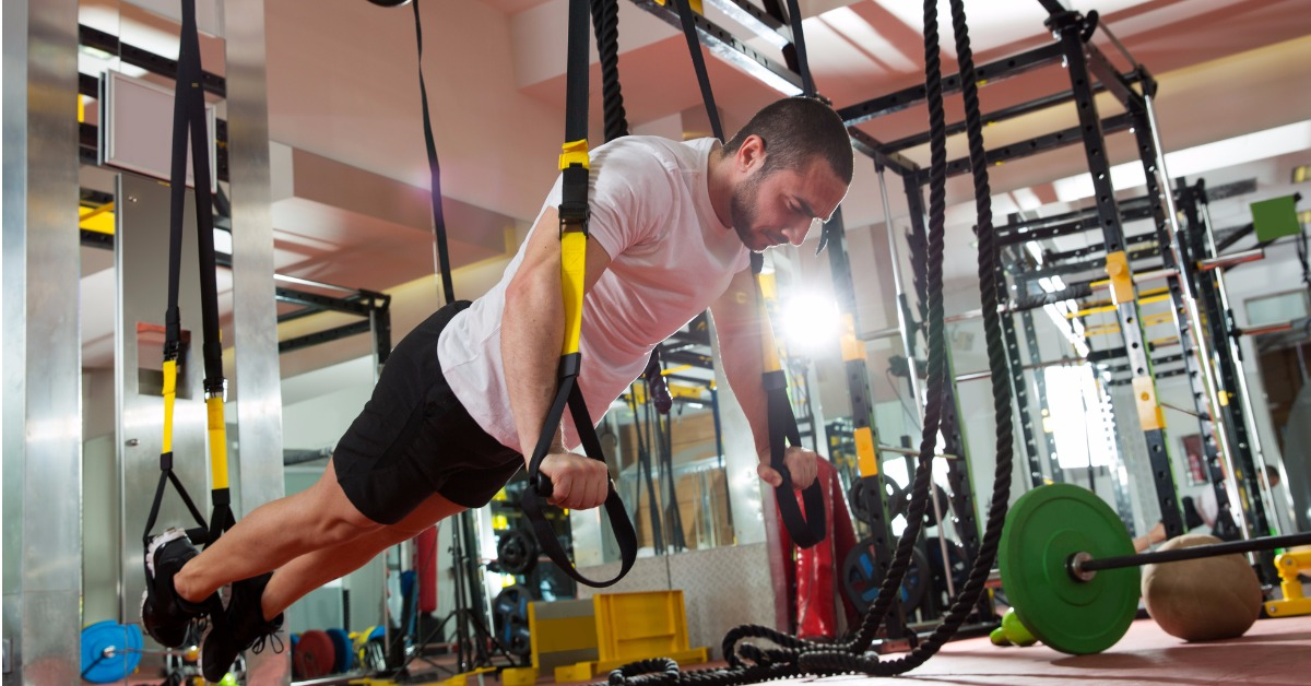 Beginners Guide: Developing Strength, Balance, Flexibility, and Stability with Suspension Training