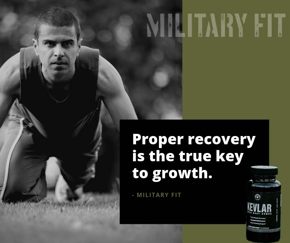 Kevlar-Muscle recovery for men